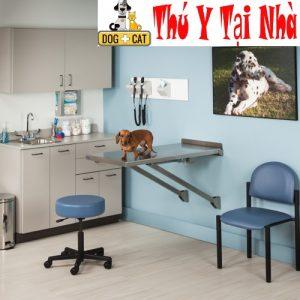 cơ sở phòng khám thú y đạt chuẩn