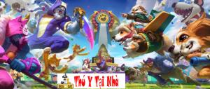 đặt tên chó mèo theo nhân vật trong tựa game yêu thích