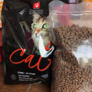 thức ăn hạt khô dành cho mèo cat-eyes