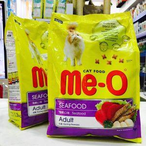 thức ăn hạt dành cho mèo me-o