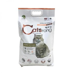 thức ăn hạt khô catrangs dành cho mèo